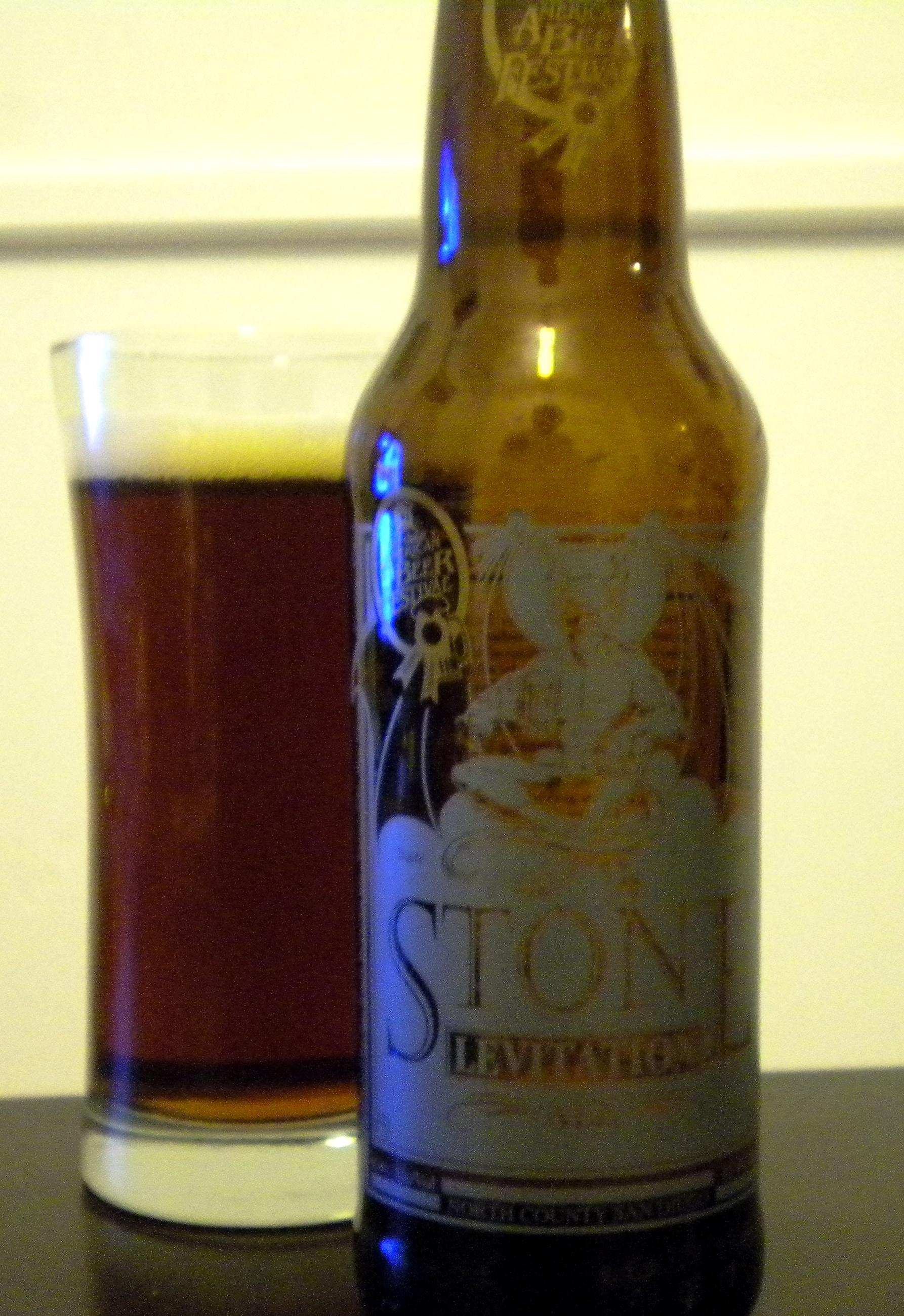 Stone Levitation Ale : Stone levitation ale tilting suds
