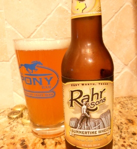 Rahr Summertime Wheat