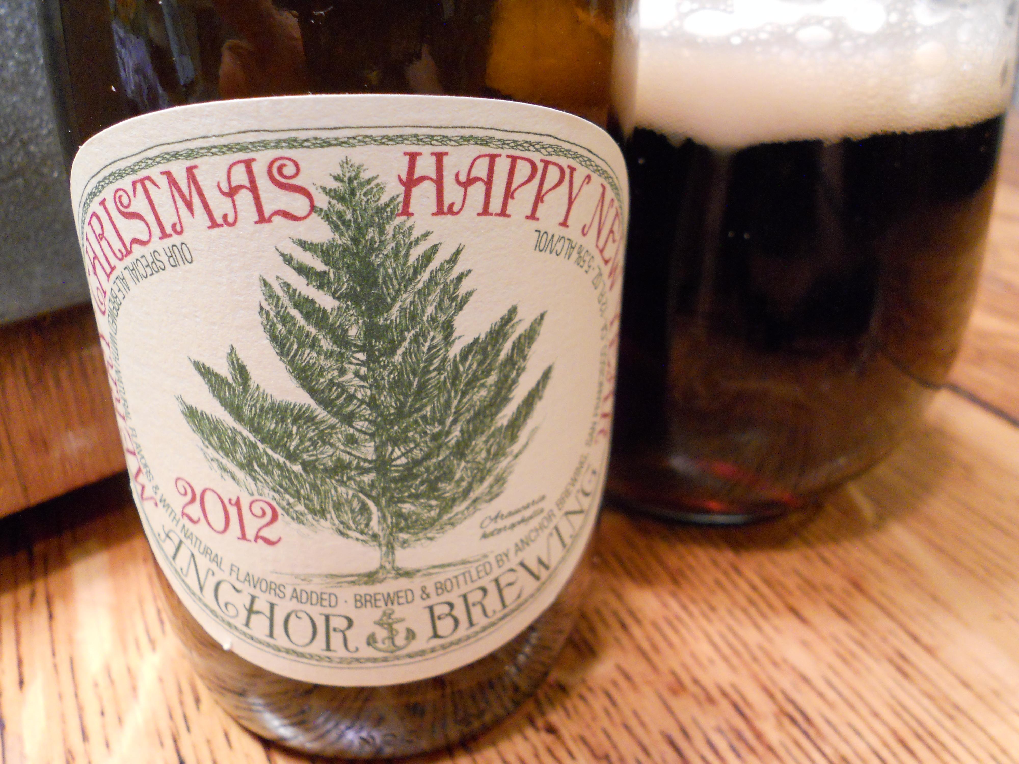 Christmas Beer | Tilting Suds