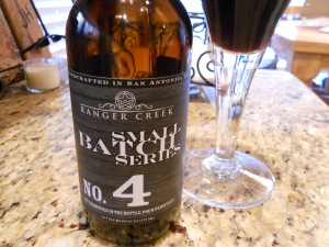 Davy Crockett's Favorite Barrel Aged Porter