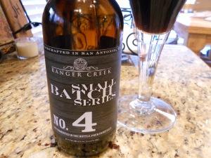 Davy Crockett's Favorite Barrel Aged Porter